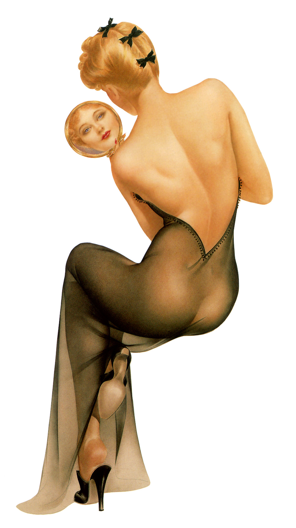 Free Classic Pinups Pin Up Girls By Alberto Vargas Page 1-1546