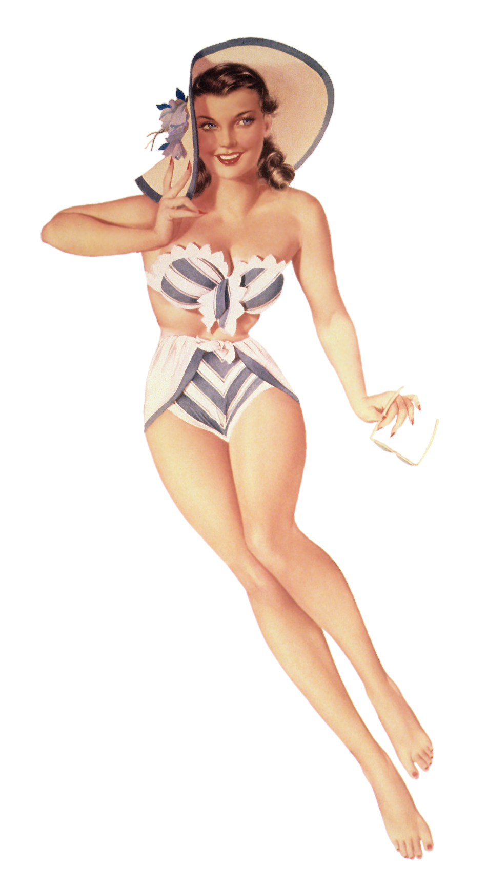 Free Classic Pinups Pin Up Girls By Alberto Vargas Page 1-6092