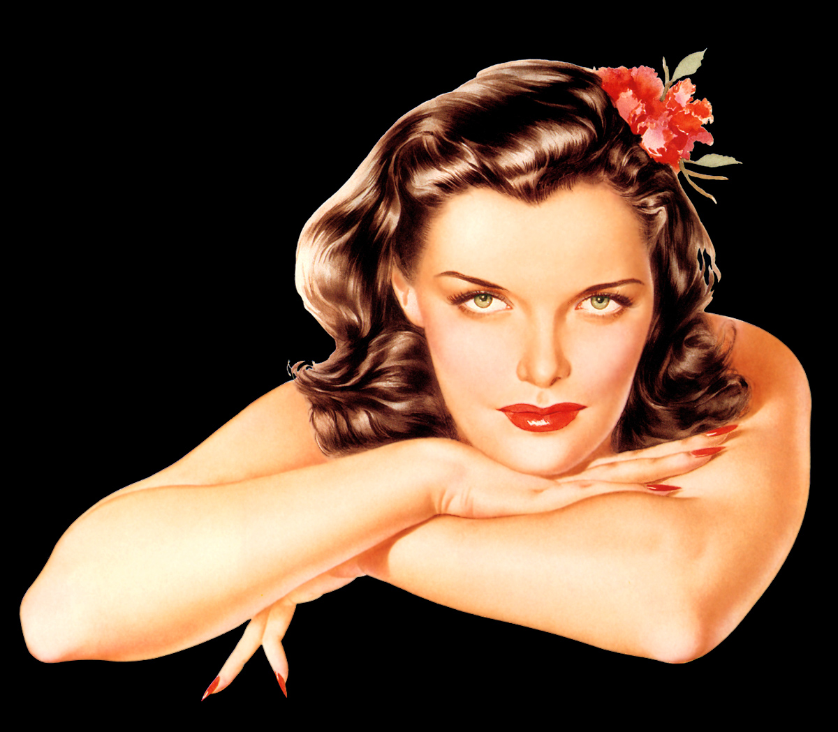 Free classic pinups pin up girls by alberto vargas page 1 - Photo pin up ...