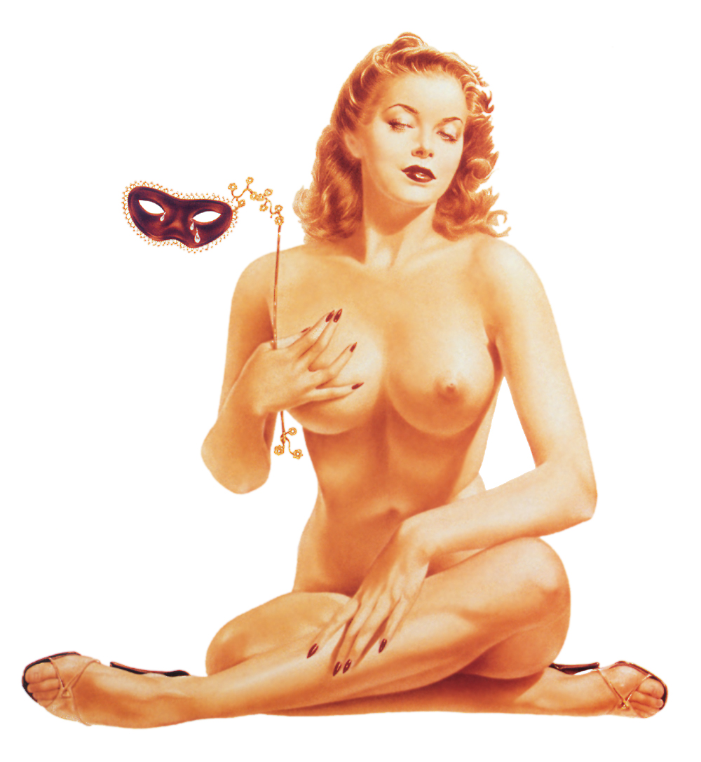 Alberto Vargas Pin-Up Art 038