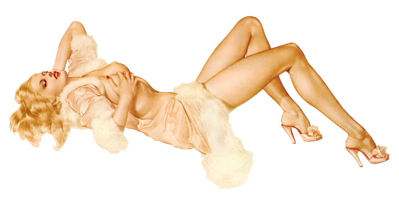 Alberto Vargas Pin-Up Art 039