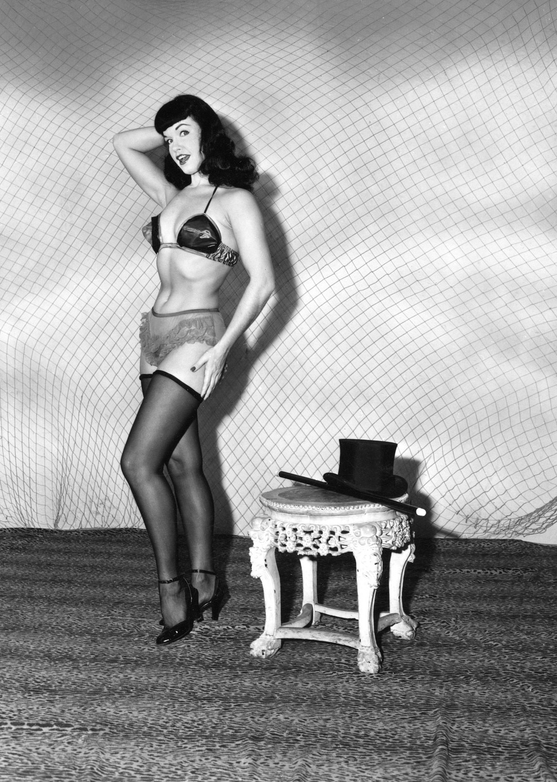Betty page the naked truth 3