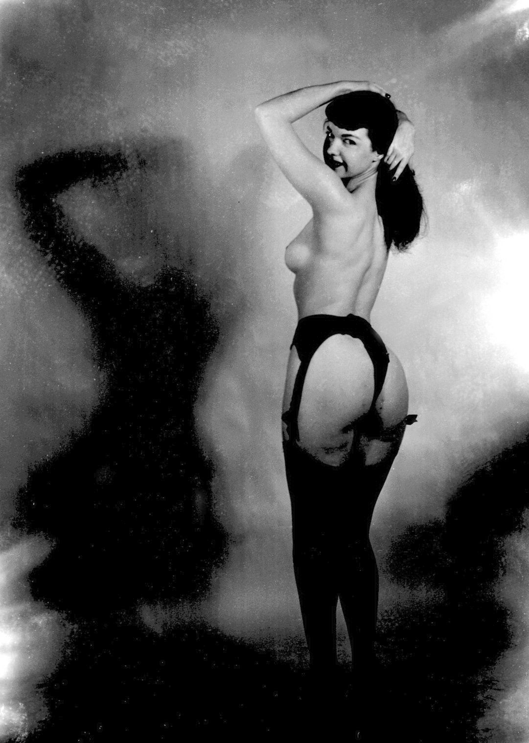 Bettie page's lost years revealed in treasure trove of unseen letters and photos