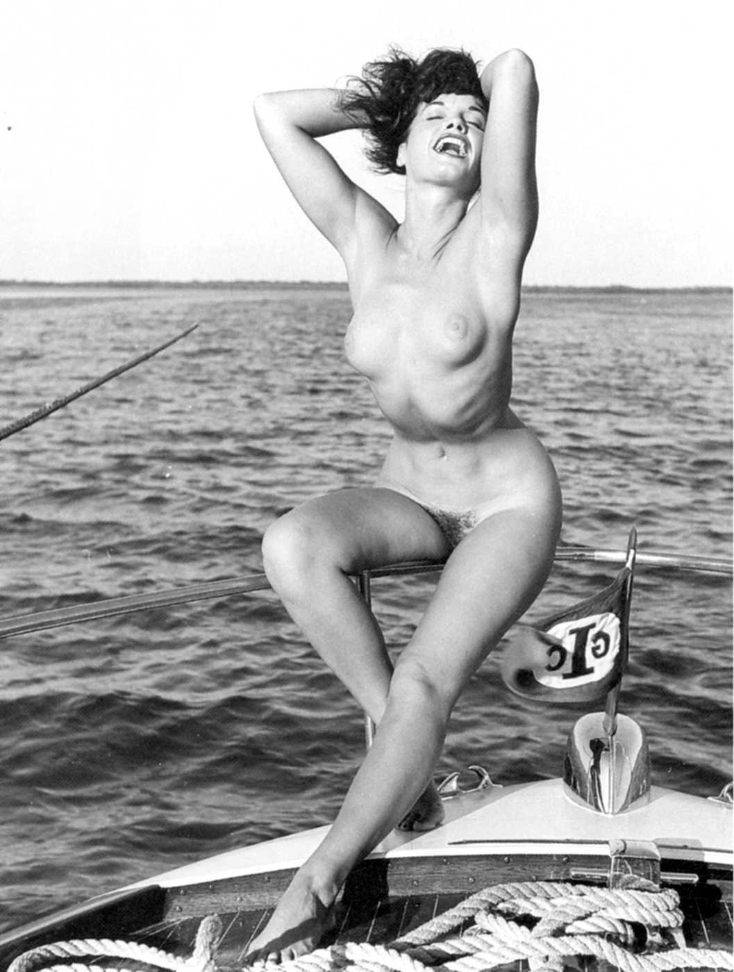 betty page nude images