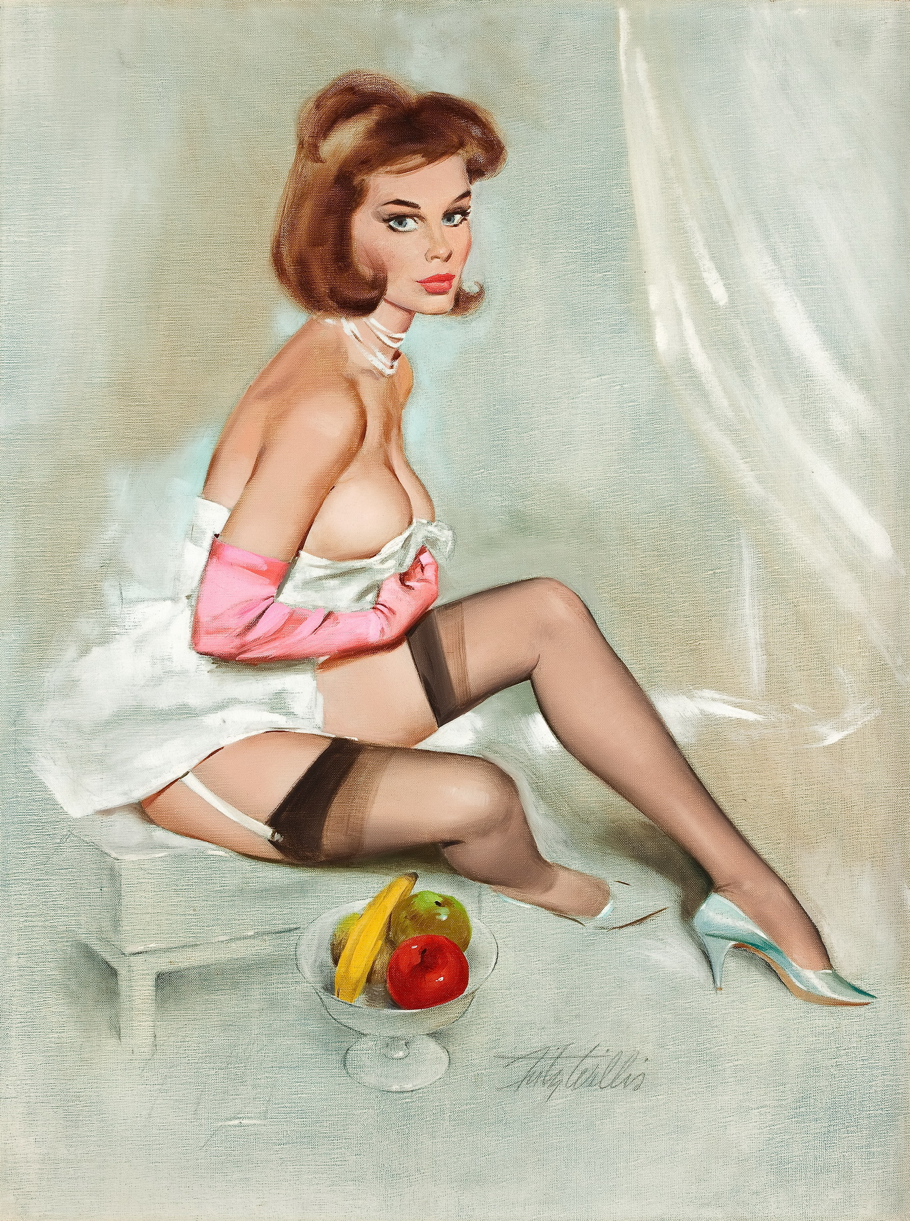 Fritz Willis Pin-Up Art 0003