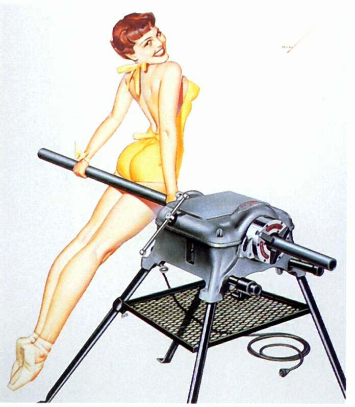 George Petty Pin-Up Art 117