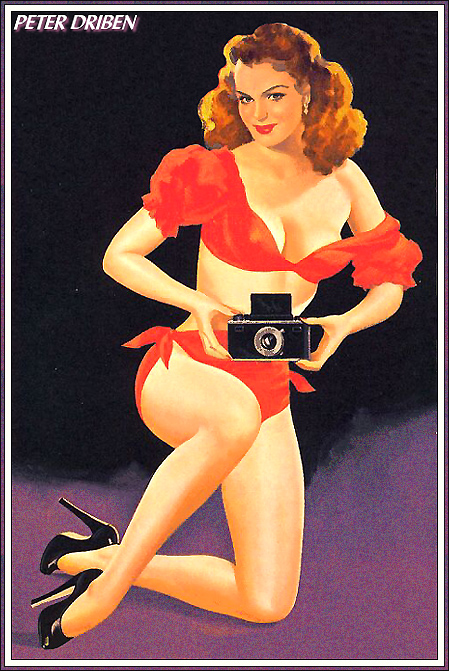 Peter Driben Pin-Up Art 004