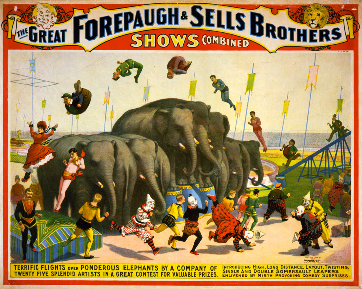 Vintage-Circus-Posters-Circus-and-Magic