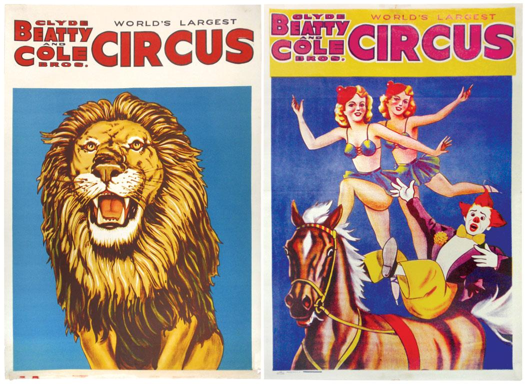 Vintage-Circus-Posters-beatty-cole-3