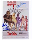 007_SEAN_CONNERY_AND_URSULA_ANDRESS_Autograph