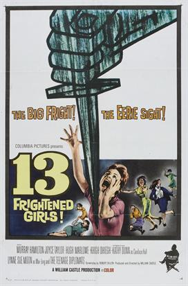 13 Frightened Girls 01