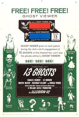 13 Ghosts 02 movie poster