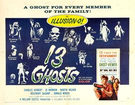 13 Ghosts 03 movie poster