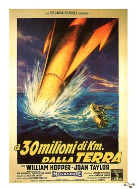 20 million miles to earth 1957 italia