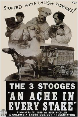 3 stooges 1941 movie poster