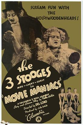3 stooges movie maniacs 1935