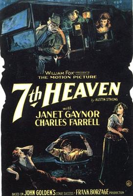 7th Heaven- 927 1A3 movie poster
