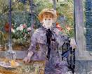 After Luncheon by Berthe Morisot 1881