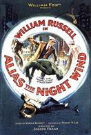 Alias The Night Wind 1923 movie poster