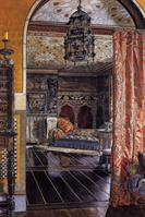 Alma Tadema The Drawing Room at Townshend House