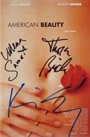 American Beauty cast Autograph