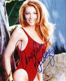 Angelica Bridges Autograph