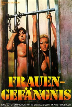 BARBED WIRE DOLLS FRAUENGEFANGNIS movie poster