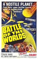 BATTLE OF THE WORLDS 2 movie poster