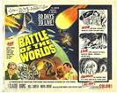 BATTLE OF THE WORLDS movie poster