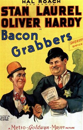 Bacon Grabbers 1929 movie poster