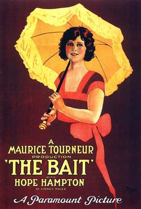 Bait The 1921 movie poster