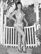 Bettie Page 1078