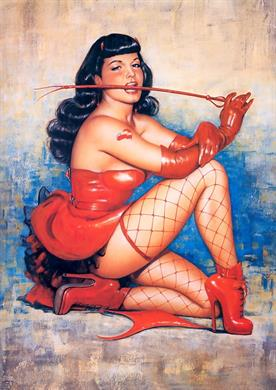 Bettie Page 0196