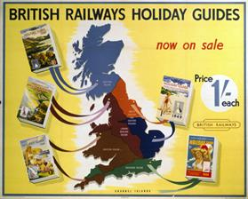 British_Railway_Holiday_Guides
