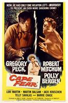 CAPE FEAR 1962 movie-poster