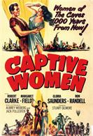 CAPTIVE WOMEN movie poster