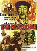 CASTLE OF FU MANCHU movie poster