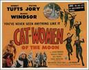 CAT WOMEN OF THE MOON 2 movie poster