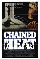 CHAINED HEAT movie poster
