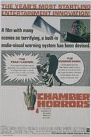 CHAMBER OF HORRORS movie poster