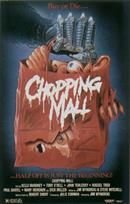 CHOPPING MALL 2 movie poster