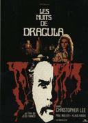 COUNT DRACULA FRANCO movie poster
