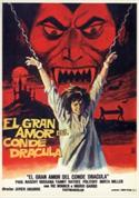 COUNT DRACULAS GREAT LOVE movie poster