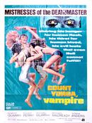 COUNT YORGA VAMPIRE 2 movie poster
