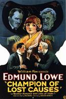 Champion of Lost Causes 1925 movie poster