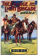 Charge of the Light Brigade The 1912 movie poster