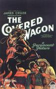 Covered Wagon The 1923- movie poster