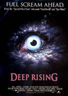 DEEP RISING movie poster