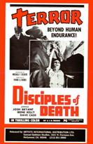 DISCIPLES OF DEATH movie poster