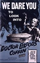 DOCTOR BLOODS COFFIN movie poster